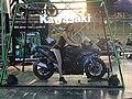 Kawasaki Motorcycle in Sunset in Taihu MIDI.jpg