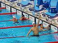 Kazan 2015 - Sun Yang wins 400m freestyle.JPG