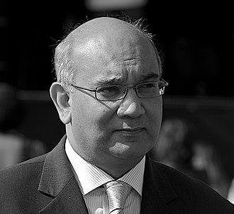 Keith Vaz - Vaz in 2008