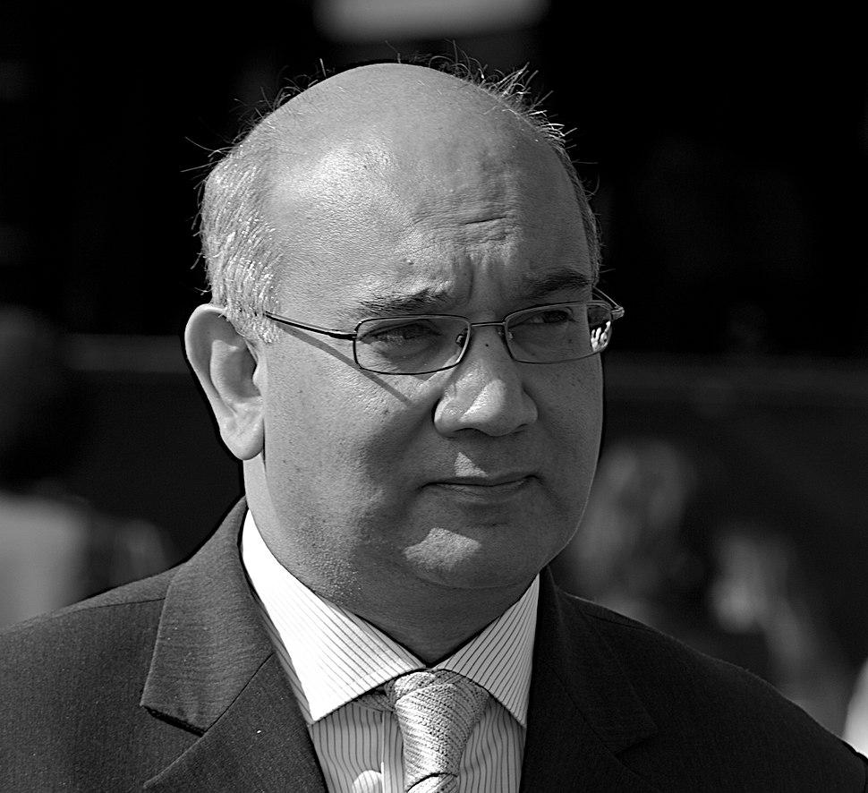 Keith Vaz, September 2008