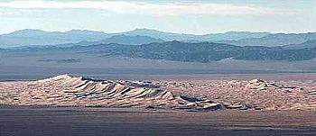 Kelso Dunes - Wikipedia on tarpeian rock map, kelso f f, nopah range map, smith mountain map, cima dome map, new york mountains map, soda springs map, red rock canyon national conservation area map, kelso california, the great basin map, pahrump valley map, kelso coast map, kelso camping map, baghdad map,