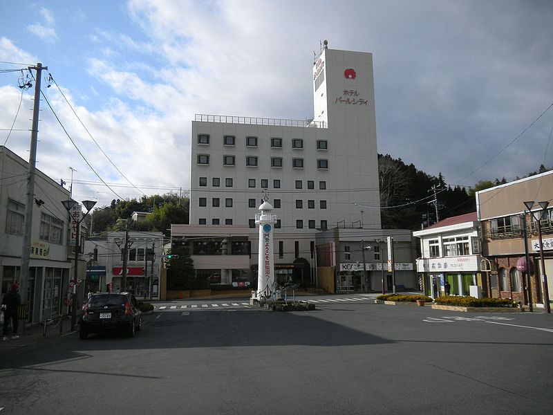 File:Kesennuma station Front.JPG