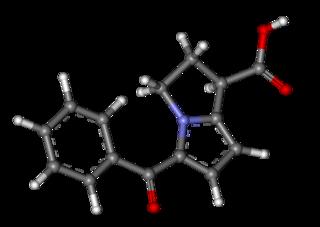Ketorolac chemical compound