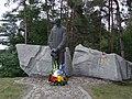 Kijów-Bykownia, memoriał ofiar terroru NKWD - Memorial of victims of terror NKWD - panoramio.jpg