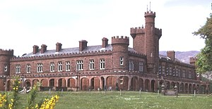 George Bullough - Kinloch Castle, built by George Bullough in 1900