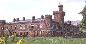 Inner Hebrides - Kinloch Castle, Rùm