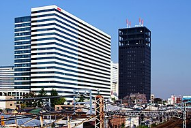 Kirin Holdings (Nakano central park south building ).JPG