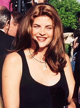 Kirstie Alley bij de Emmy Awards (1994)