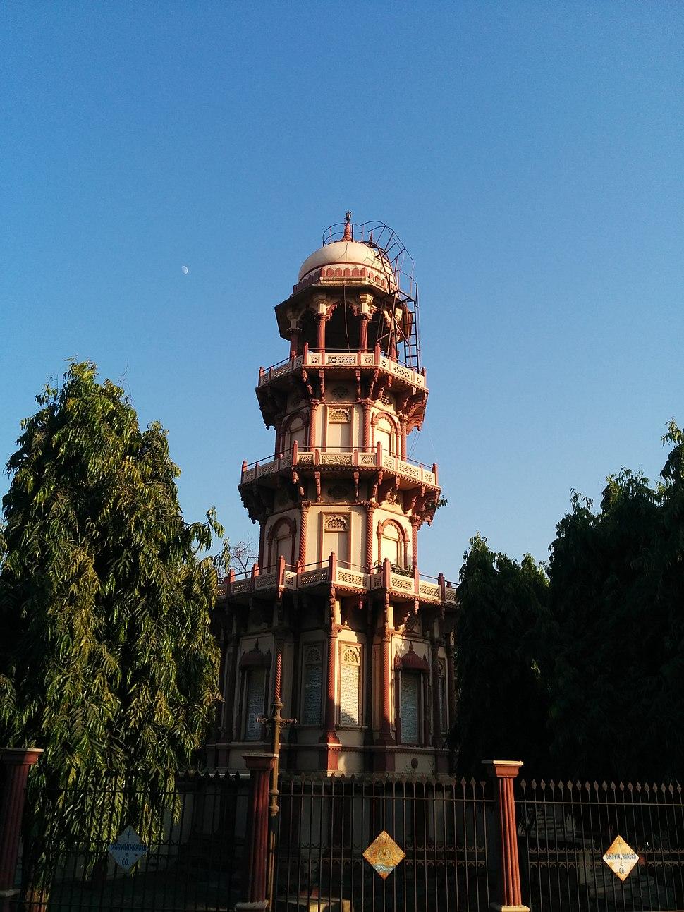 Kirti Stambh, Palanpur