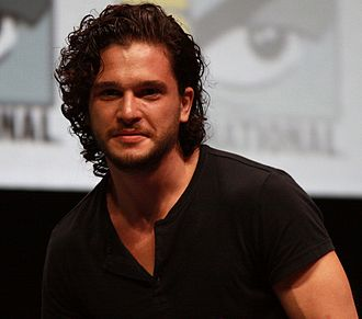 Kit Harington - Harington at the 2013 San Diego Comic-Con