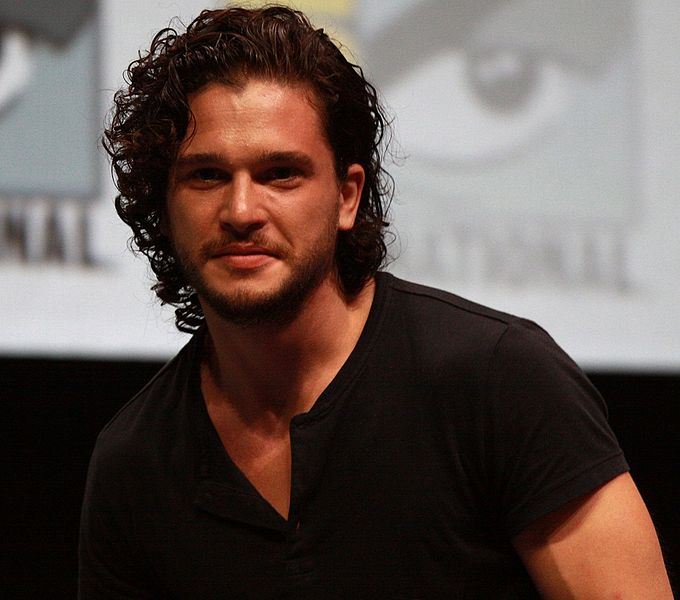 Kit Harington Hairstyles And Curly Hair Pictures Mane Inspiration