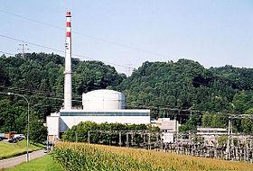 Image illustrative de l'article Centrale nucléaire de Mühleberg