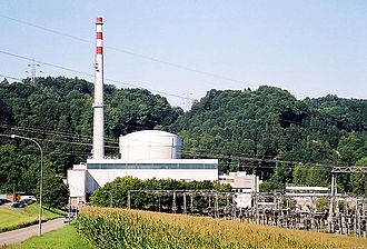 Mühleberg - Mühleberg Nuclear Power Plant