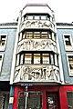 Klagenfurt Adolf-Kolping-Gasse Hausfassade von Krkoska 03122011 010.jpg