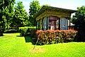 Klagenfurt Miesstalerstrasse Park der Kärntner freiwilligen Schützen Teehaus 21072009 44.jpg