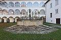Klagenfurt Viktring Stift Marienhof Marienbrunnen 01112015 8579.jpg