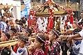 Kodomo mikoshi, Ennichisai, Blok M, Jakarta.jpg