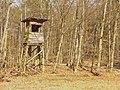 Koenigswald - Hochsitz (Elevated Shooting Box) - geo.hlipp.de - 34710.jpg