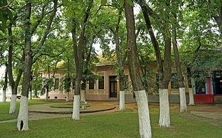 Kolut Village in Vojvodina, Serbia