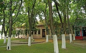 Kolut - village center