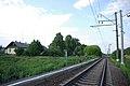 Kolychevo stop at Zilevo - Viskresensk railway (24732373330).jpg