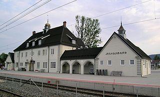 Sørlandet Line railway line