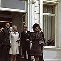 Koningin Juliana en prins Bernhard met president Heinemann en diens echtgenote o, Bestanddeelnr 254-8981.jpg