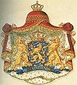 Koninklijk Wapen van het Koninkrijk der Nederlanden (1907).jpg