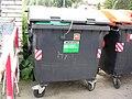 Kontejner na směsný odpad, Topolová.jpg