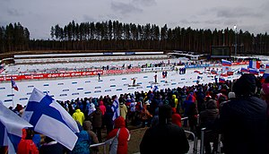 2013–14 Biathlon World Cup - 2013–14 World Cup in Kontiolahti