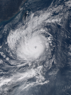 Typhoon Koppu Pacific typhoon in 2015