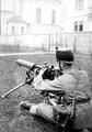 Korrekte Demontage des Zielfernrohrs am Maschinengewehr - CH-BAR - 3241141.tif