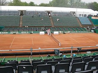Warszawianka Warszawa - Warszawianka tenis venue