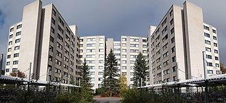 Kortepohja - Image: Kortepohja student village