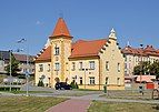 Kostelec na Hané (Kosteletz in der Hanna) - town hall.jpg