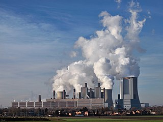 Niederaussem Power Station