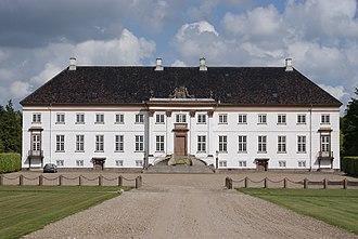 Hans Næss (architect) - Image: Krengerup Herrenhaus