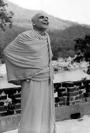 Krishnananda Saraswati - Swami Krishnananda, Rishikesh, 1972.