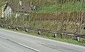 Kropfsdorf (Michelbach) - wooden crash barrier.jpg