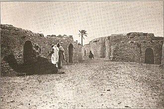 Kufra District - Kufra in 1930