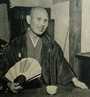 Japanese businessman and Buddhist priest