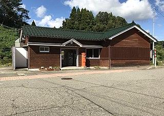 Kurikara Station Railway station in Tsubata, Ishikawa Prefecture, Japan