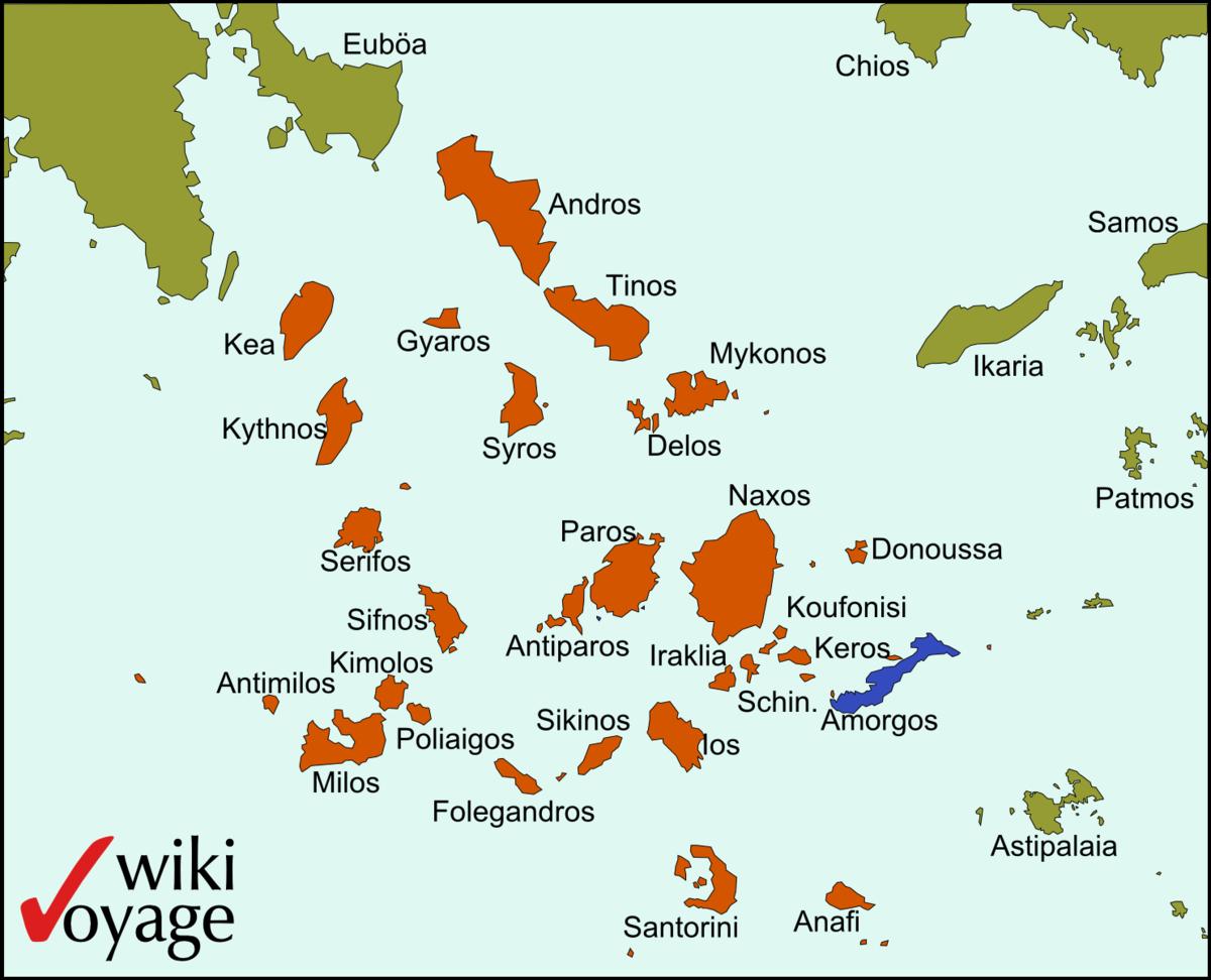 Amorgos Reisefhrer Auf Wikivoyage