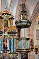 Lütz, Sint-Maximinustsjerke, preekstoel.jpg
