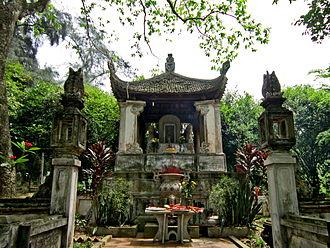 Ngô Quyền - Image: Lăng Ngô Quyền