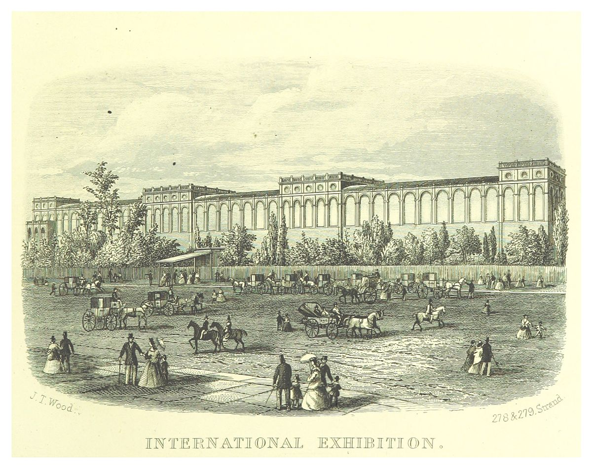 Annual International Exhibitions (London 1871