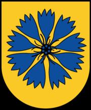 Герб Смилтенского края, Латвия