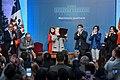 La Presidenta Michelle Bachelet firma proyecto de ley de Matrimonio Igualitario (36474633420).jpg