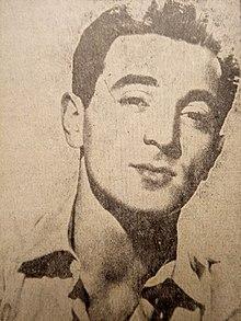 Charles Aznavour nel 1956