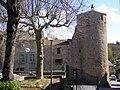 La tour de l'horloge à Fontiers-Cabardès en avril 2009.jpg